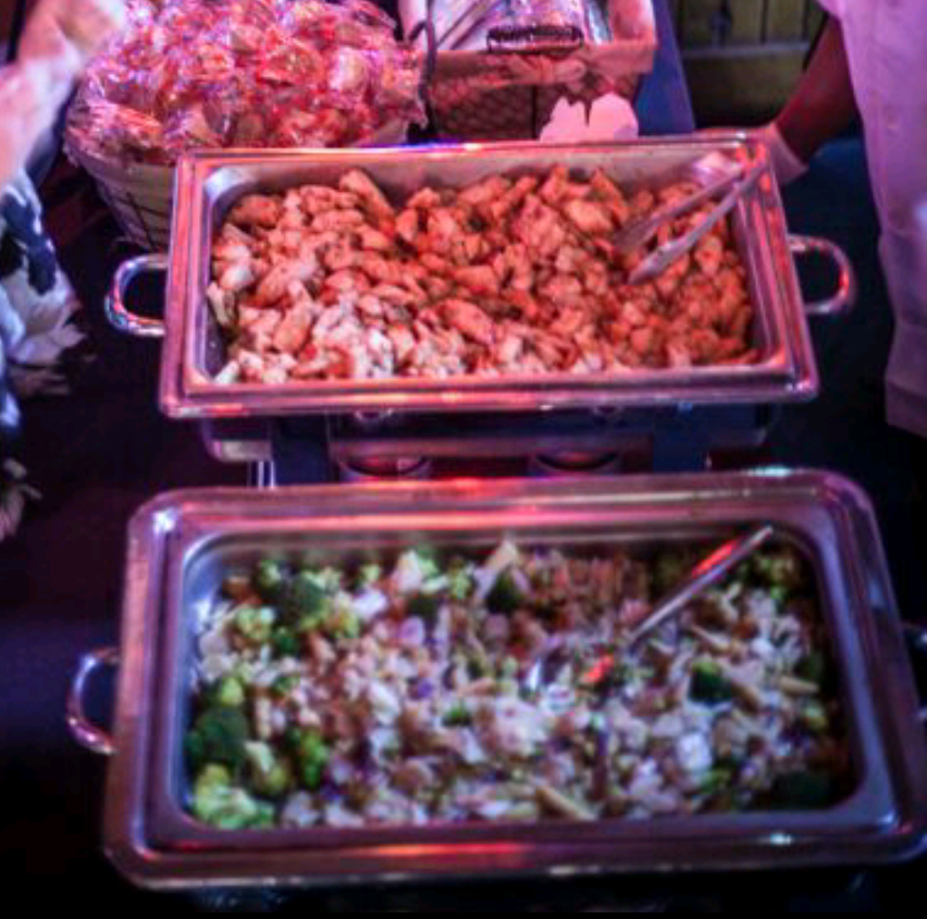 Buffet at Tequila Cowboy